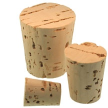 Cork Stoppers, XXX Standard Grade-I've been looking for corks to fit some of my spice bottles. Eureka!