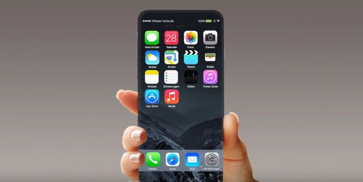 iPhone 7 Concept Video Shows Off Some Hoped For Future iPhone Tricks - iPhone News - Front Page Comments & Discussion - iPhone Forum