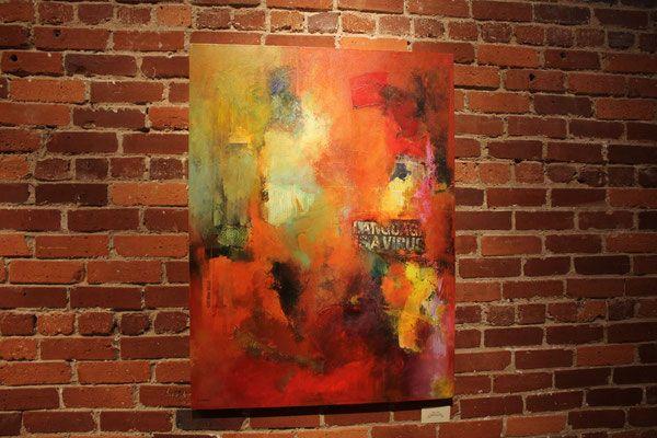 hot series - Kat Casey Green - Artist