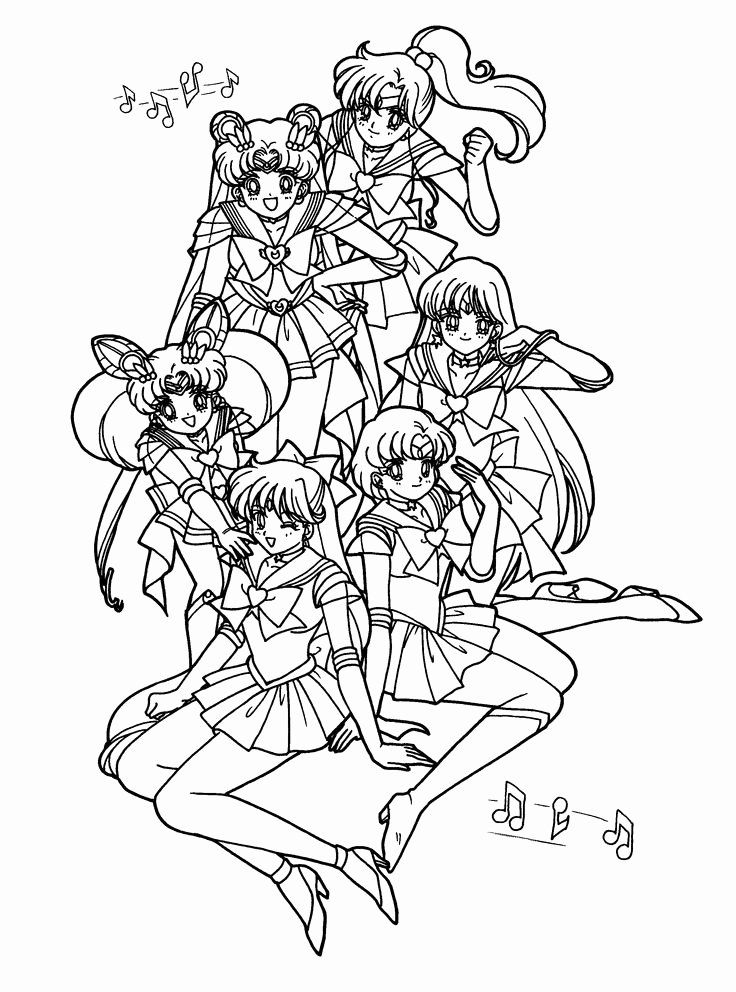 Sailor Moon Coloring Book Luxury 406 Best Images About Sailor Moon Coloring Sheets On Pinterest Moon Coloring Pages Sailor Moon Coloring Pages Coloring Books