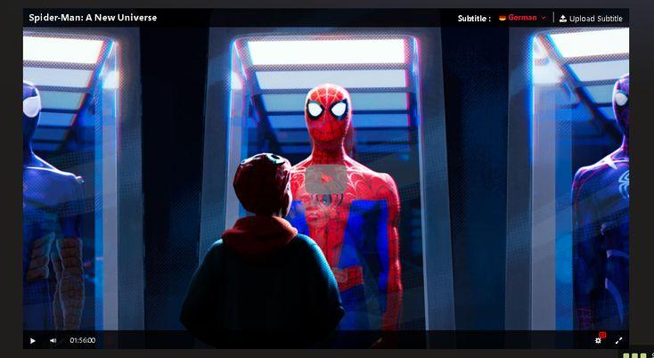 Spiderman A New Universe Ganzer Film Deutsch