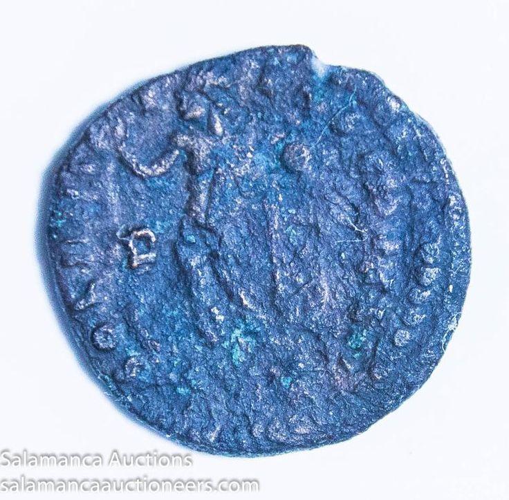 CONSTANTINE The Great portrait XF SOL INVICTO Roman Follis C