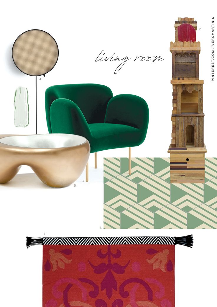 MOODBOARD*08 Soggiorno/Living  2—Scultura in legno/Wooden sculpture: El Tôr https://www.etsy.com/uk/listing/261744342/el-tor?ga_order=most_relevant&ga_search_type=all&ga_view_type=gallery&ga_search_query=el%20tor&ref=sr_gallery_1 3—Poltrona/Armchair: Stardust, Nika Zupanc for @se_collections 4—Lamp/Lampada: unknown (please leave comment a comment if you know designer/brand) 5—Tavolino/Coffee Table: DW3, Mattina Bonetti Editions David Gill