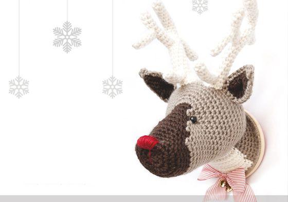 Amigurumi Heft : 1000+ ideas about Crochet Taxidermy on Pinterest Crochet ...