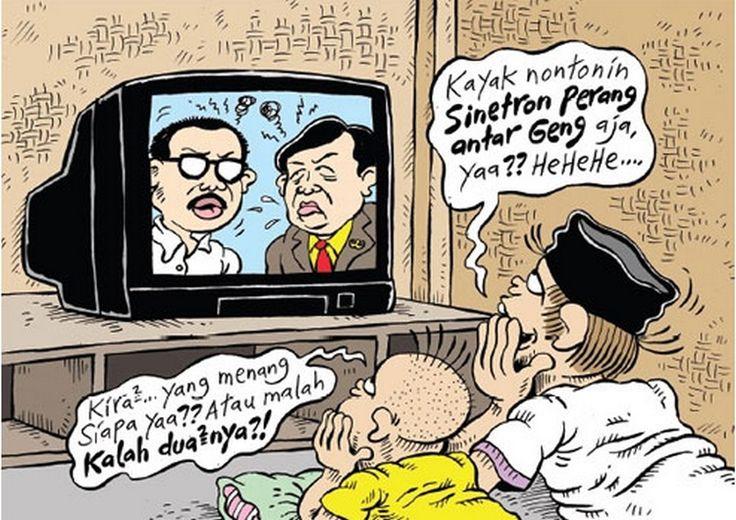 Mice Cartoon - Rakyat Merdeka: Perang Antar Geng