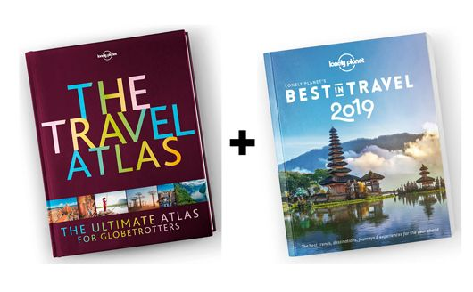 Lonely Planet Coffee Table Books 2 For 1 Ends Today Travel