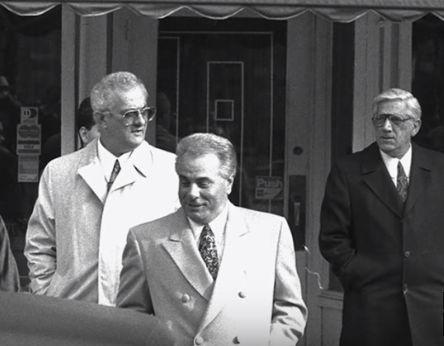Peter Gotti, John Gotti, Tony Lee