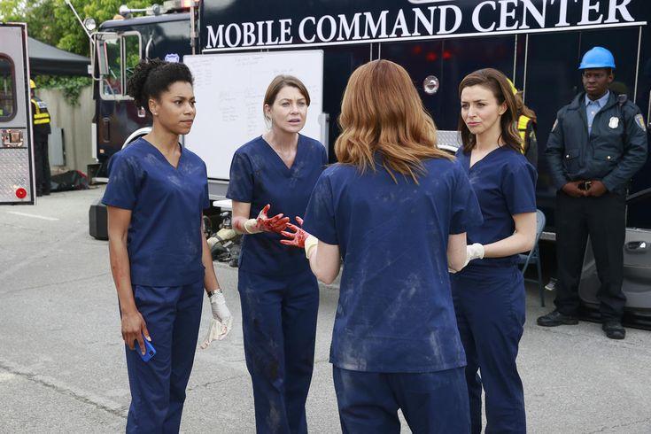 Grey's Anatomy Recap: Will Amelia Ever Forgive Meredith?