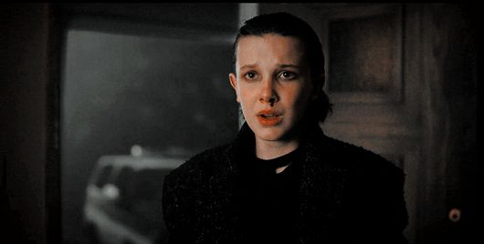 Eleven / Jane Ives (Millie Bobby Brown) - Stranger Things 2