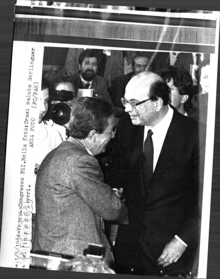 XLIII CONGRESSO NAZIONALE 11/05/1984 14/05/1984