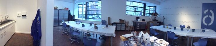 Notre atelier de jeudi soir salle #6