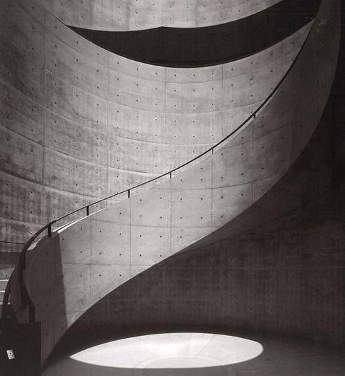"""Hyogo Prefectural Museum of Art"" in Chou-Ku, Japan by Tadao Ando"