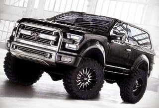 2016 Ford Bronco Release Date