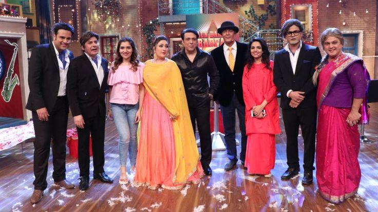 The Drama Company Special Guest Govinda, Episode 29 Written Updates, 22nd October 2017 Episode Updates, Drama Company Sunday Episode, 22nd October Episode