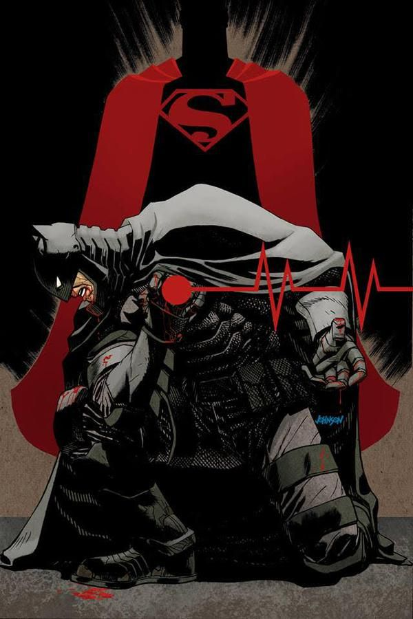 """Images for : Check Out Every """"Dark Knight III: The Master Race"""" Cover To Date - Comic Book Resources"""