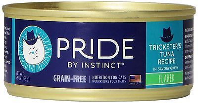 Nature's Variety Pride by Instinct Grain Free Flaked Canned Cat Food