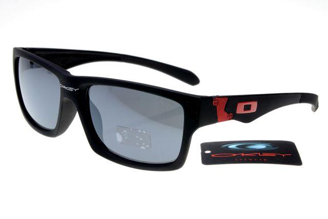 80bc392768b Oakley Dispatch Sunglasses Black Frame Gray Lens 0255