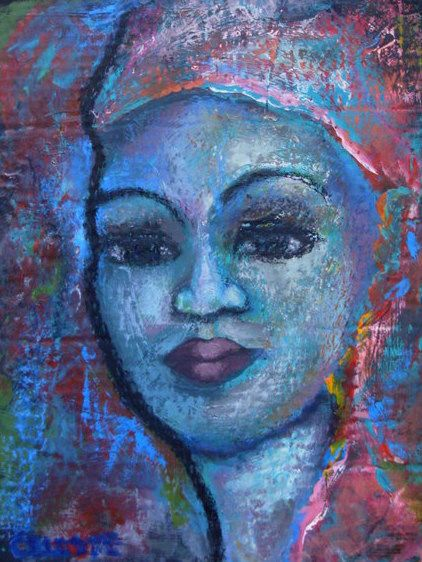 Paintings - ABI - AN ORIGINAL PAINTING BY OVERBERG ARTIST CELESTE FOURIE-WIID for sale in Hermanus (ID:268508711)