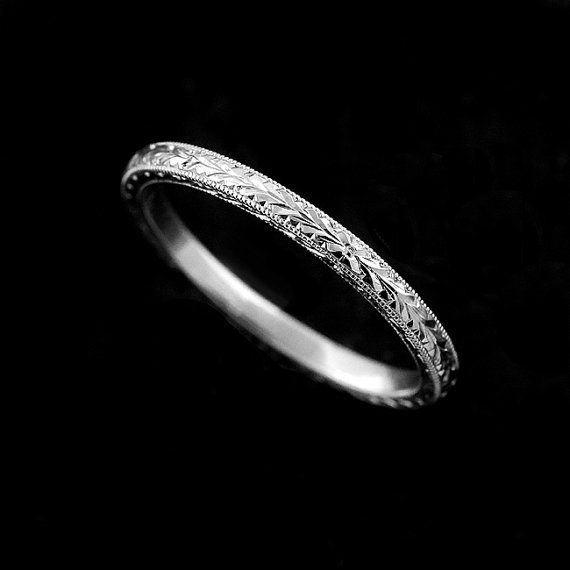 Fabuleux Best 25+ Thin wedding bands ideas on Pinterest | Promise ring band  CA15