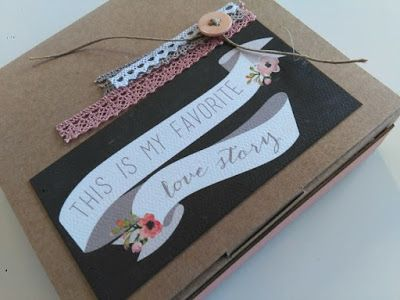 Invitaciones de boda, libro de firmas y Scrapbook / Wedding Invitations, Guest Wedding Book and Mini Scrapbook