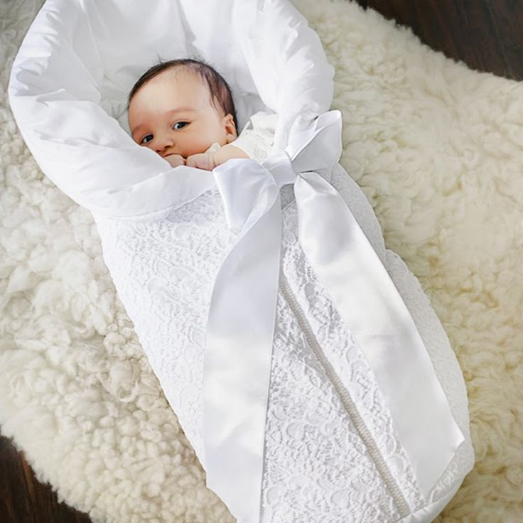 Новорожденный в конверте картинка