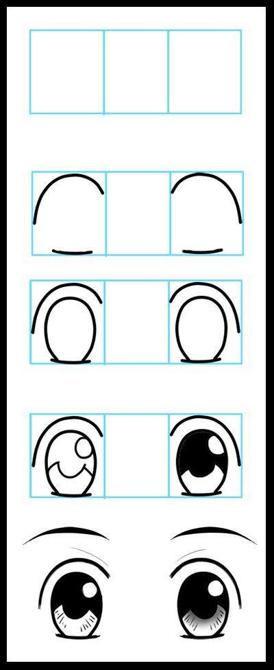 LeQueen による 1 アニメの目を描画する方法 3345