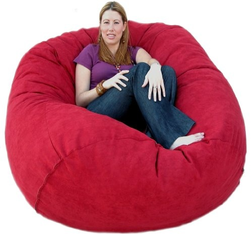 The Cozy Sac Foam Chair Is Most Comfortable Place To Sit Anywhere They Are Best Bean BagsCool