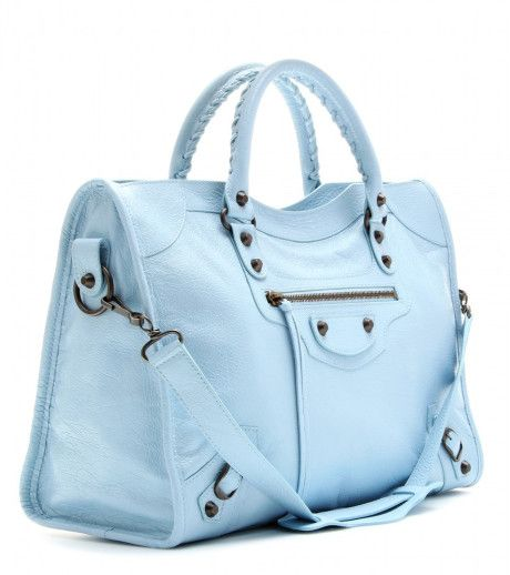 BALENCIAGA Classic City Leather Tote.....always a good choice for summer! ☀