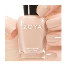 Zoya Nail Polish in Taylor: Naturel Collection LOVE when people wear nude nails it looks so cool. Everyone can get a nude polish for their skin tone