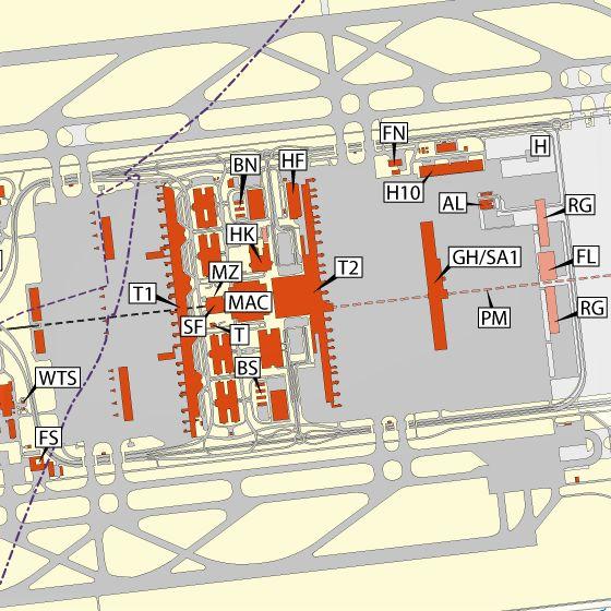 Flughafen München - München Airport (MUC) (cc) M. Dörrbecker via Wikimedia