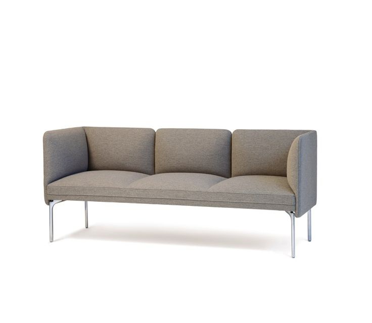 Senso - 2 seter med sidebord - Fora Form