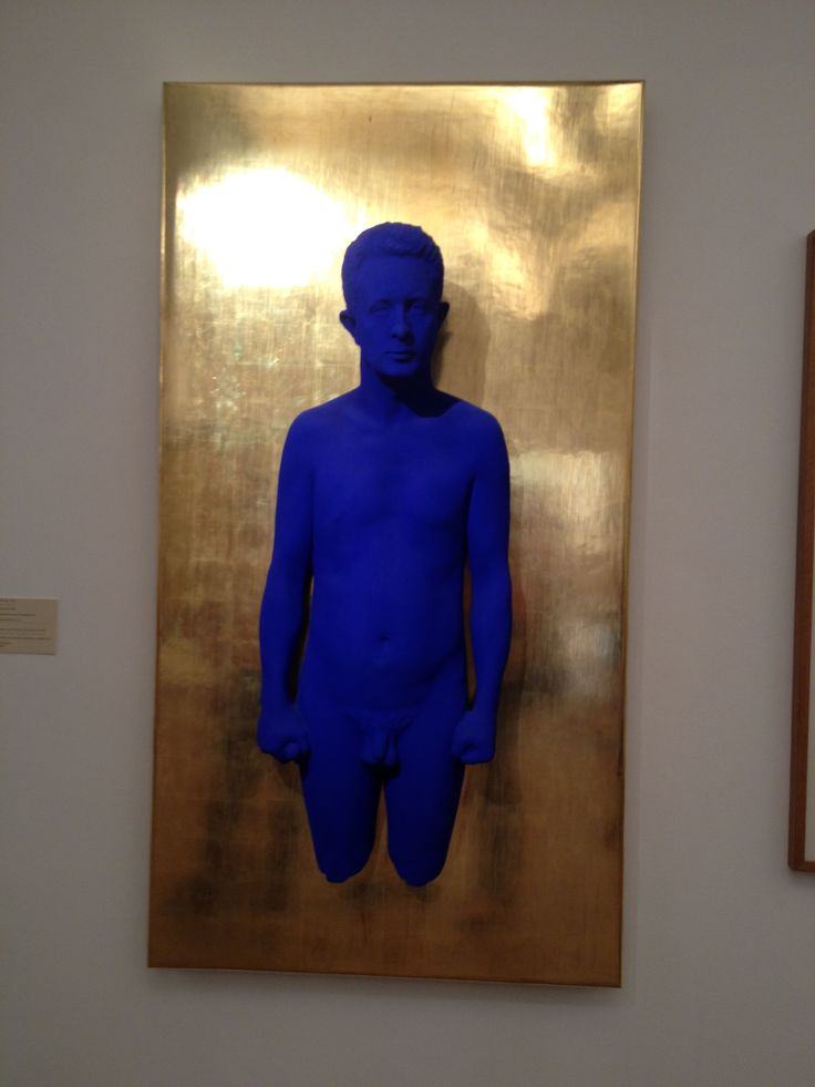 Yves Klein - Fondation Maeght