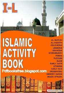 Islamic Activity Book English for Kids pdf free download