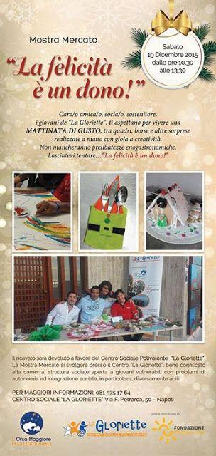 Le Officine Gourmet - di Giulia Cannada Bartoli: Napoli 19 dicembre, i giovani del Centro Sociale P...