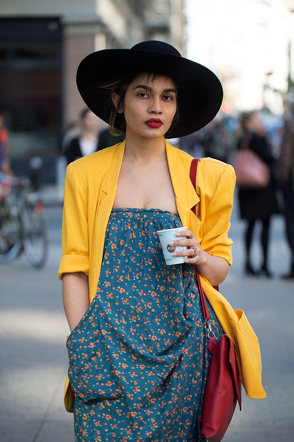 On the Street…Fifth Ave., New York | The Sartorialist | Bloglovin'