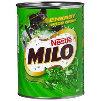 Nestle Milo Energy Food Drink: This, as any Nigerian will tell you the best chocolate drink on earth! Once I tried the so called hot chocolate here in U.S., I knew nothing could compare. I still go out of my way to find tins of it when i can.
