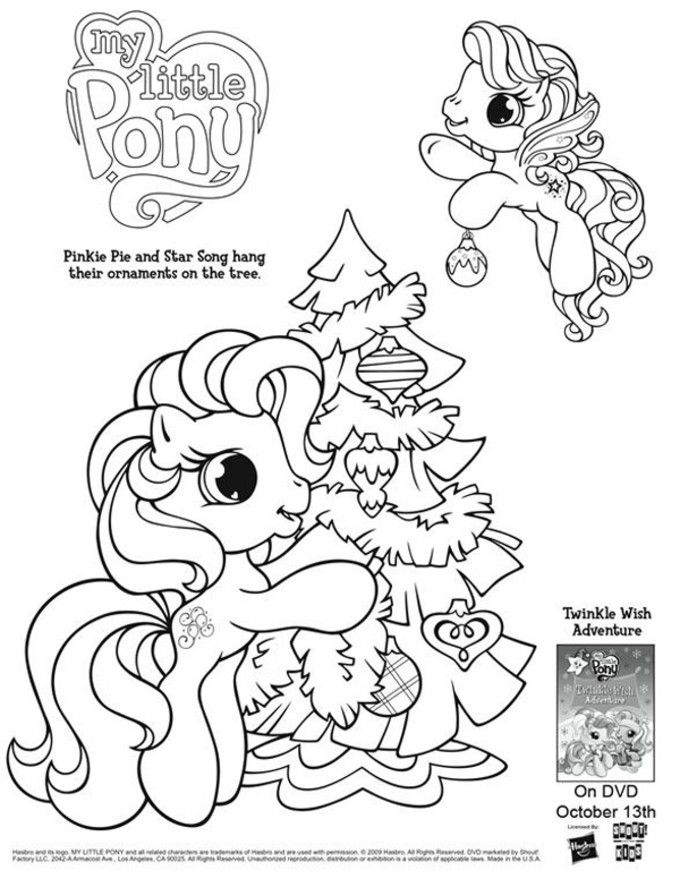 8 best My Little Pony Coloring Pages images on Pinterest Coloring - best of simple my little pony coloring pages