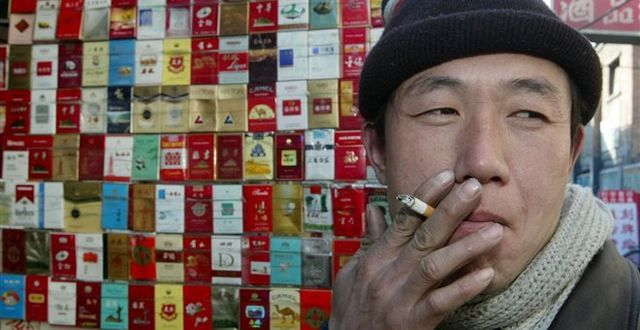 Κίνα: Έως το τέλος του 2016 ψηφίζεται νόμος για απαγόρευση του καπνίσματος: Η Κίνα θα ψηφίσει νομοθεσία για την απαγόρευση του καπνίσματος…