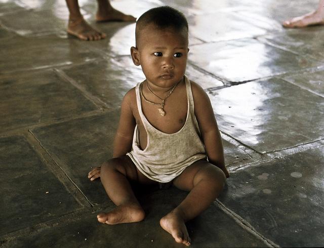 Burma 1985, via Flickr.
