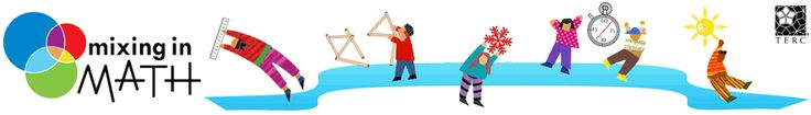 Mixing in Math: great activities to incorporate math into everyday life, no special materials needed!