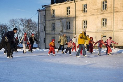 Suomenlinna Christmas event