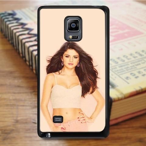 Gorgeous Hot Selena Gomez Samsung Galaxy Note 5 Case