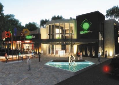 Emprendimiento Leloir Office Plaza By STILOS Real Estate @stilosrestate