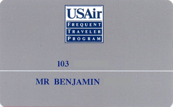 USAir FrequentTraveler (Airlines, United States of America) (USAir)