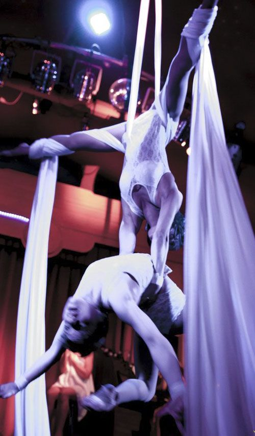 Chloé Charody's circus opera | Melbourne Fringe Festival | www.charodyproductions.com