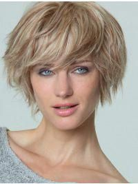 16″ Straight Ombre/2 tone With Bangs Long Wigs Synthetic Wigs – August 31 2019 a…