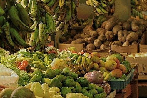 fruits in puerto rico is a potato a fruit or vegetable