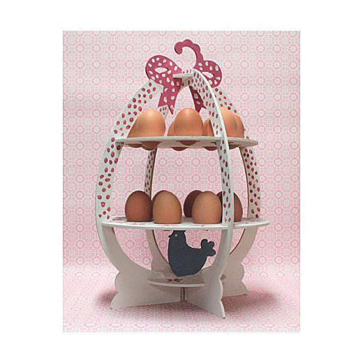 Pronty MDF Egg Stand - 413mm