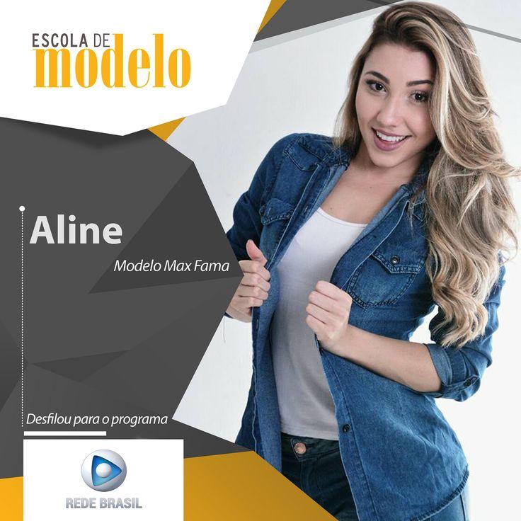 https://flic.kr/p/ZoXa3B | Rede Brasil - Aline | O programa A Tarde É Show da Rede Brasil fará um desfile de primavera e essas foram nossas modelos aprovadas. Parabéns meninas!! <3  #escolademodelo #modelo #passarela #teatro #desfile #maxfama #eventodemoda #catwalkbrasil #manequim #fashion #myagency #saopaulo #job #casting #marketing #vidademodelo #tendencia  #televisão #programa