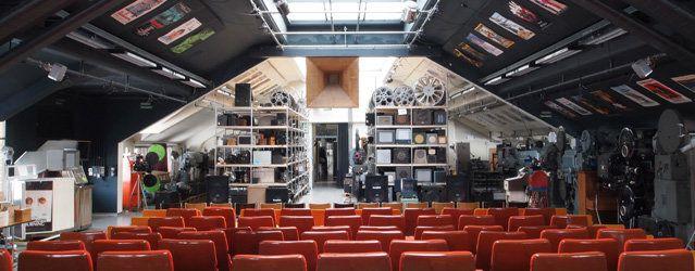 Lichtspiel / Kinemathek Bern - Inside